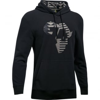 Muhammad Ali Mens Rumble In The Jungle Hoody