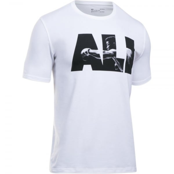 Under Armour Muhammad Ali Mens Rumble In The Jungle Jab Tee