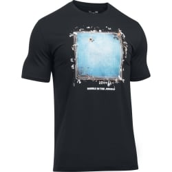 Muhammad Ali Mens Rumble In The Jungle Ring Tee