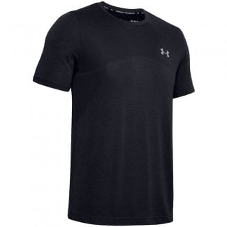 Seamless Mens Short Sleeve T-Shirt