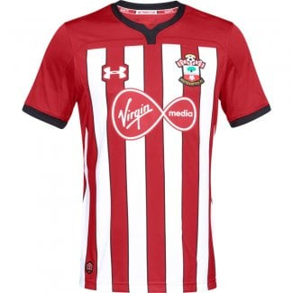 Southampton Home Mens Short Sleeve Jersey 2018/2019
