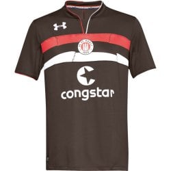 St Pauli Home Mens Short Sleeve Jersey 2018/2019