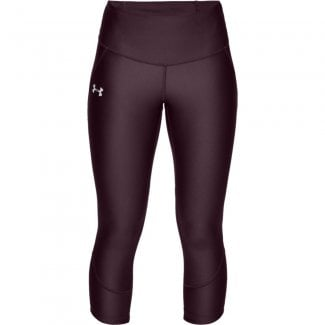 Womens Armour Fly Fast Capri