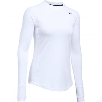 Womens Armour Reactor Fitted Long Sleeve