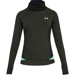 Womens ColdGear Reactor Run Funnel Neck