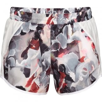 Womens Fly-By Printed Short