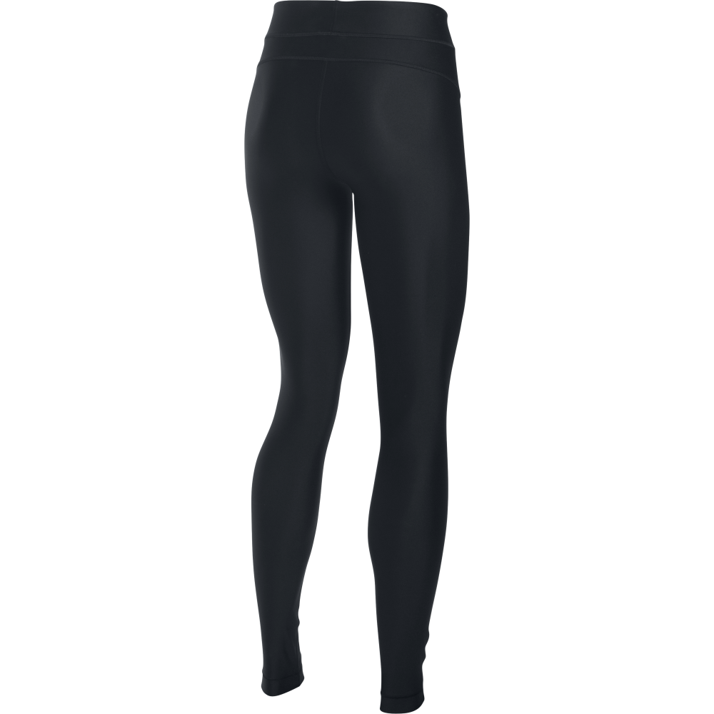 4fefc41c0ee41 Under Armour Womens HeatGear Armour Legging in Black | Excell Sports UK