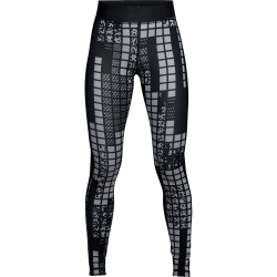 Womens HeatGear Armour Printed Legging