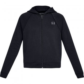 Womens Rival Fleece Full-Zip Hoodie