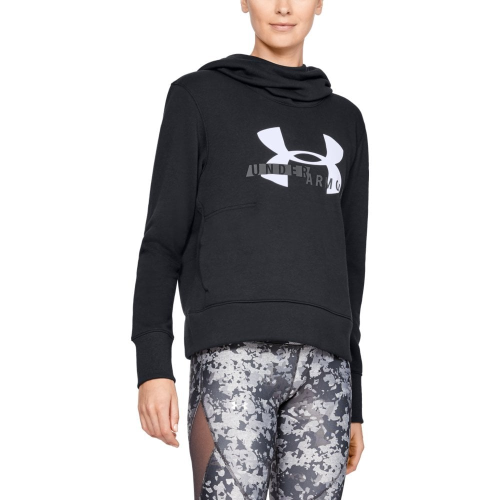 1b919f71 Under Armour Womens Rival Fleece Logo Hoodie