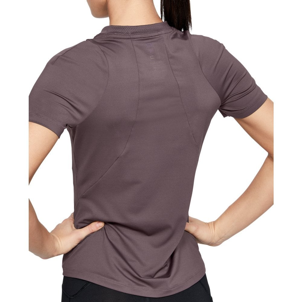 8d3c864a Under Armour Womens RUSH Short Sleeve T-Shirt - Under Armour from ...