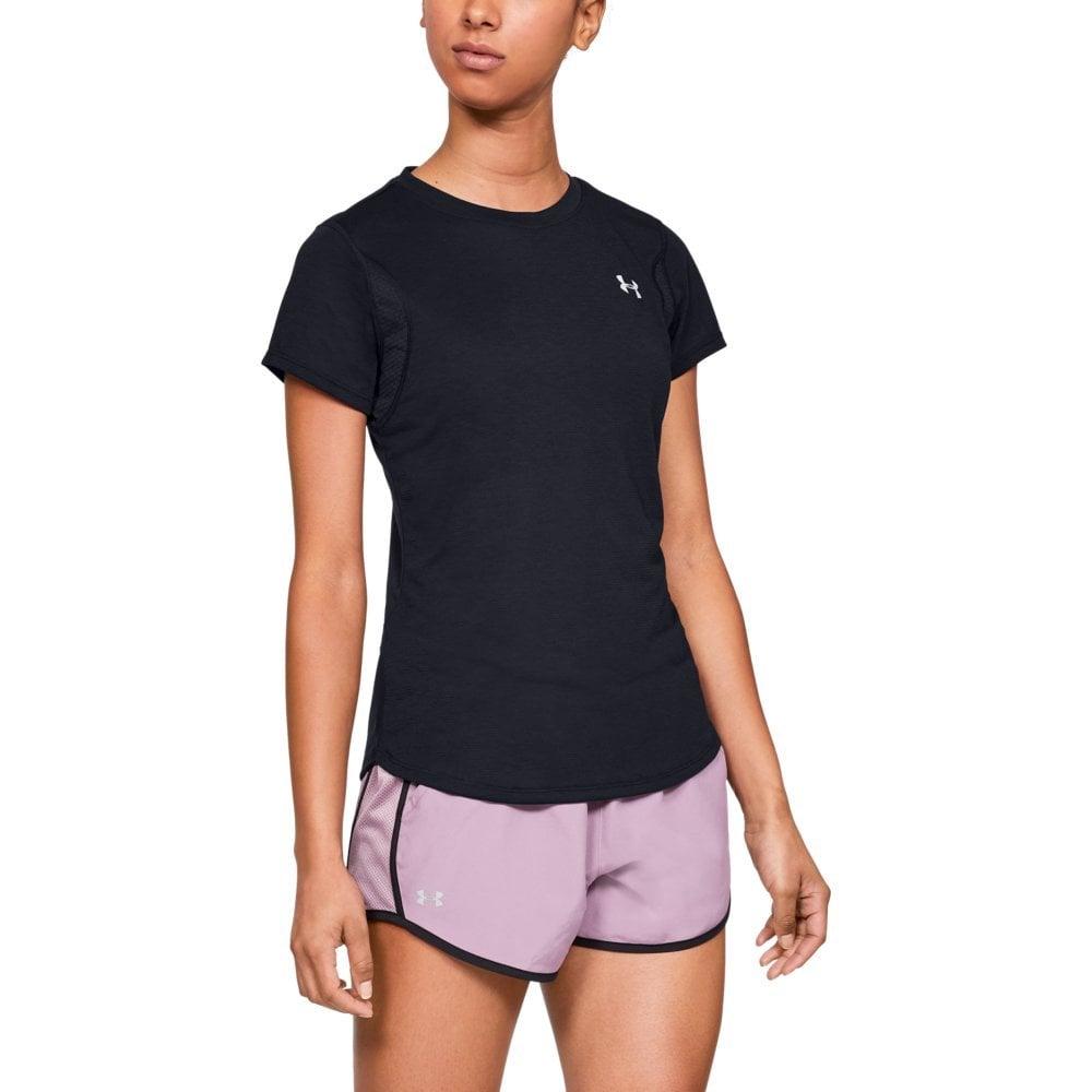 Femme T-Shirt Under Armour UA Qualifier Short Sleeve