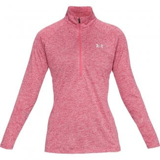 Womens Tech Twist 1/2 Zip