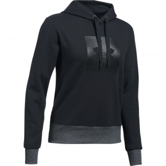 Womens Threadborne Fleece Graphic Hoodie