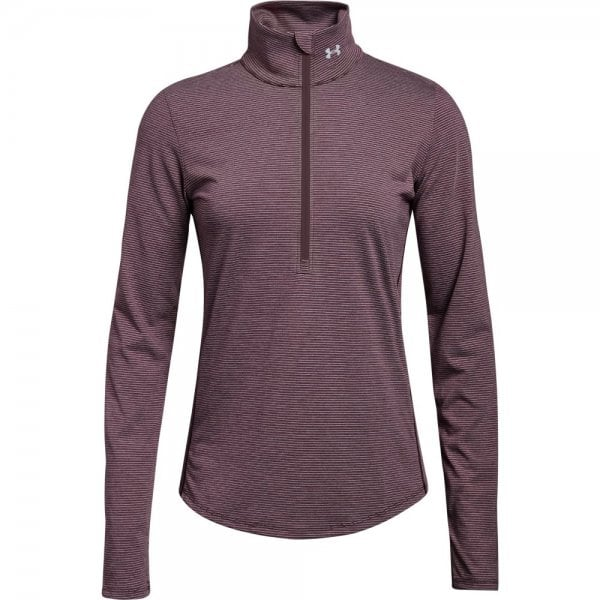 Under Armour Womens Threadborne Streaker 1/2 Zip