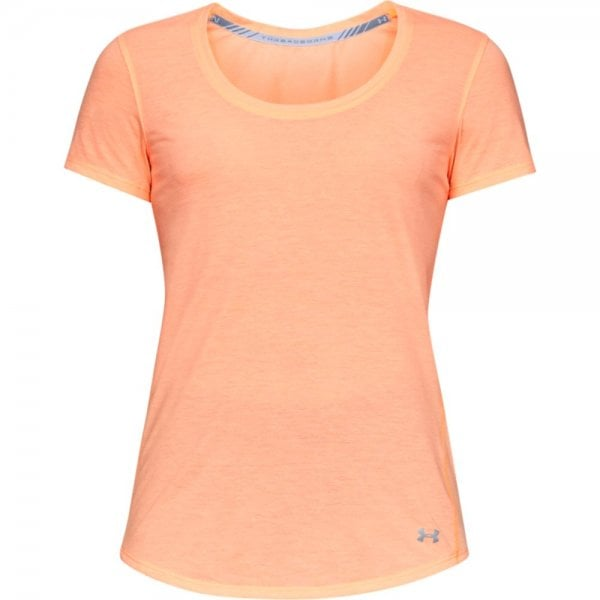Under Armour Womens Threadborne Streaker Short Sleeve T-Shirt