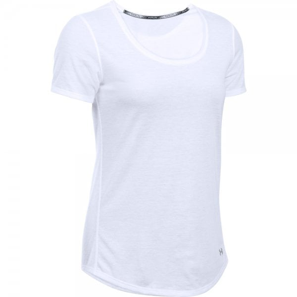 Under Armour Womens Threadborne Streaker Short Sleeve Tee