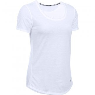 Womens Threadborne Streaker Short Sleeve Tee