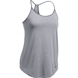 Womens Threadborne Train Strappy Tank
