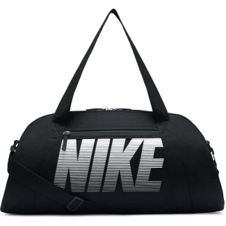 Women's Nike Black Gym Club Training Duffel Bag