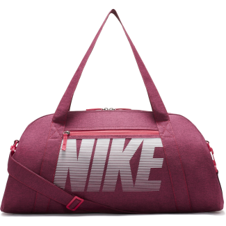 Women's Nike Pink Gym Club Training Duffel Bag