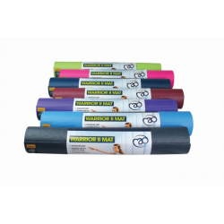 Warrior II Yoga Mat 4mm