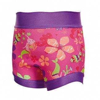 Mermaid Flower Swimsure Nappy