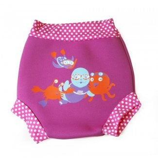 Miss Zoggy Swimsure Nappy